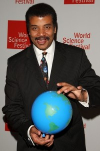 Astrophysicist Dr. Neil deGrasse Tyson attends the 2009 Wold Science Festival's opening gala on June 10, 2009, in New York City. © Bryan Bedder/Getty Images