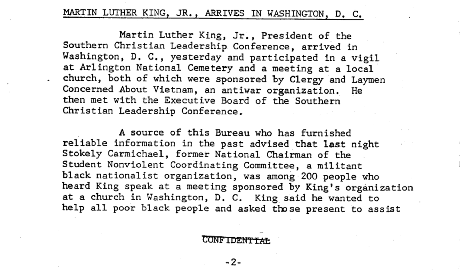 impact of martin luther king on Sit-ins were said to have more effect than any court case martin luther king did  not 'sit-in' but his idea from his book encouraged the young black students to act.