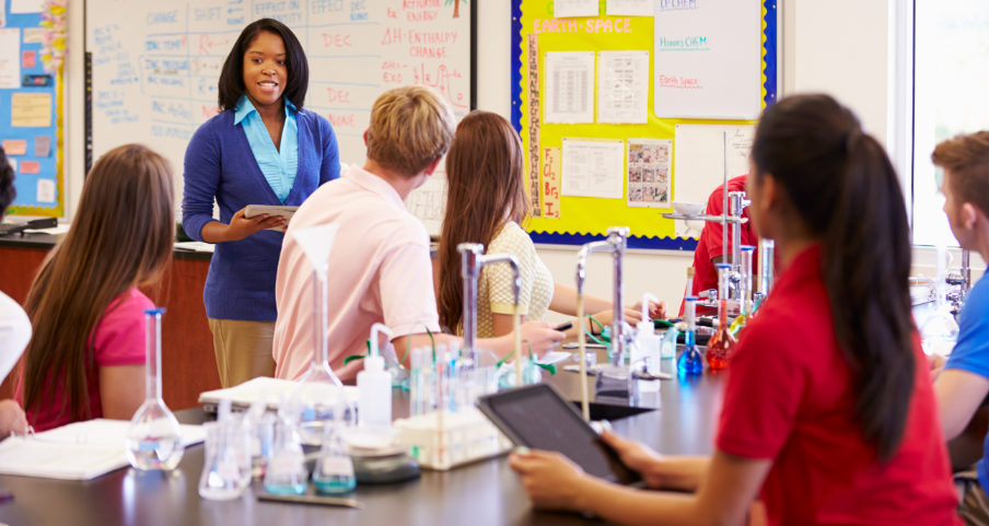 See How One School Improved Science Grades