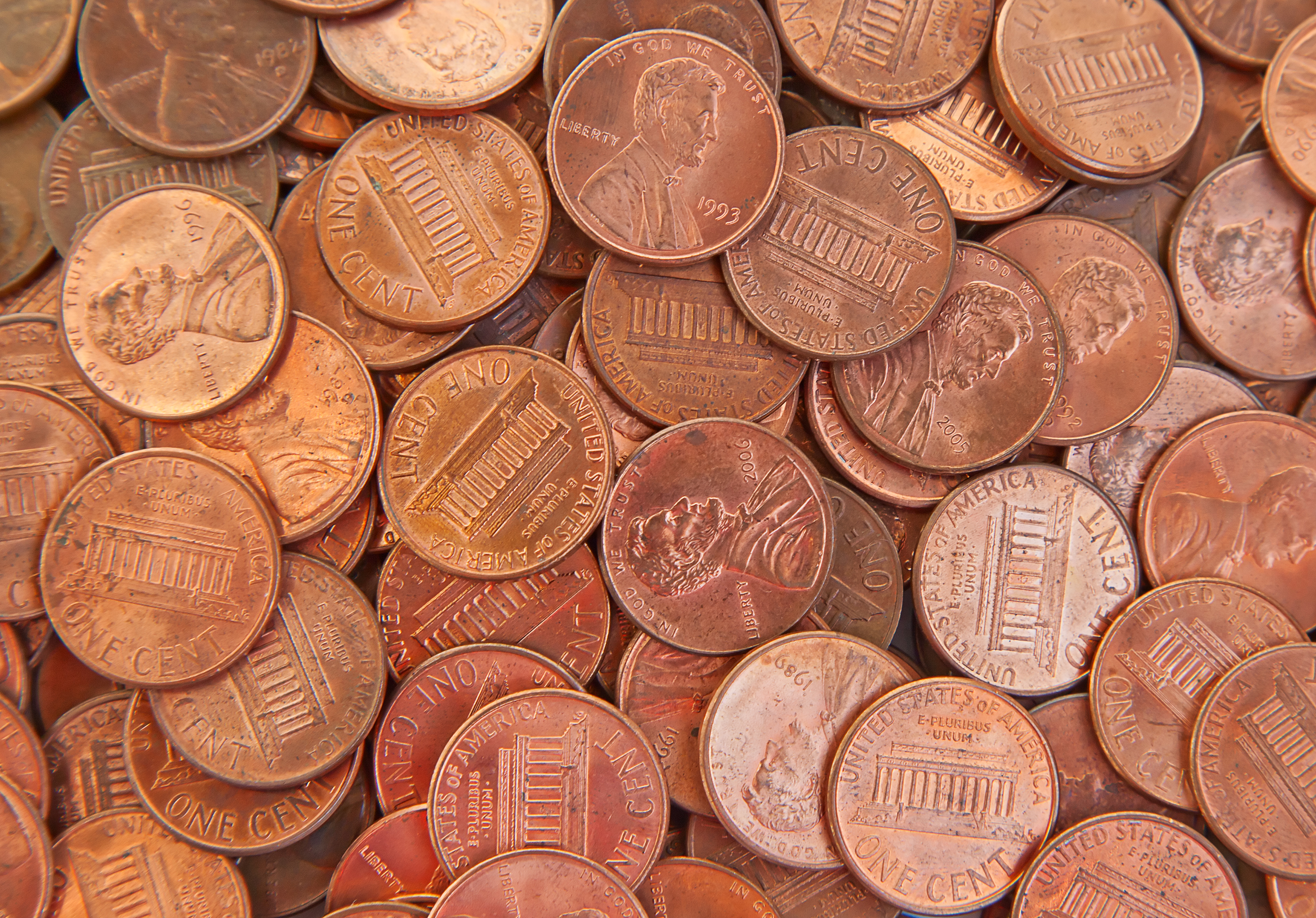 Happy National One Cent Day: So What Could a Penny Buy You 100 Years Ago?