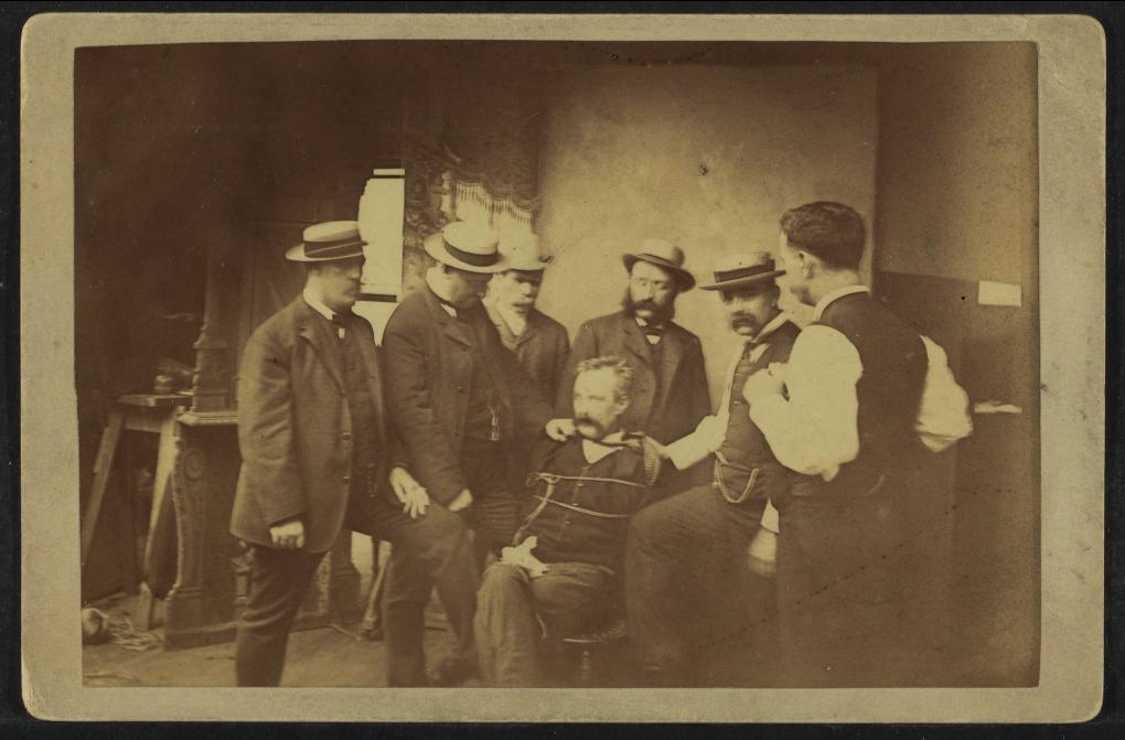 Victorian Secrets: Crime, Punishment, and Popular Culture, 1790-1920