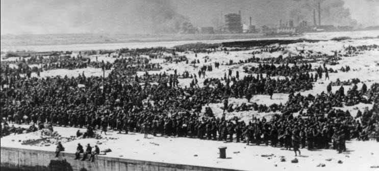 Unearth the Evacuation of Dunkirk with GVRL