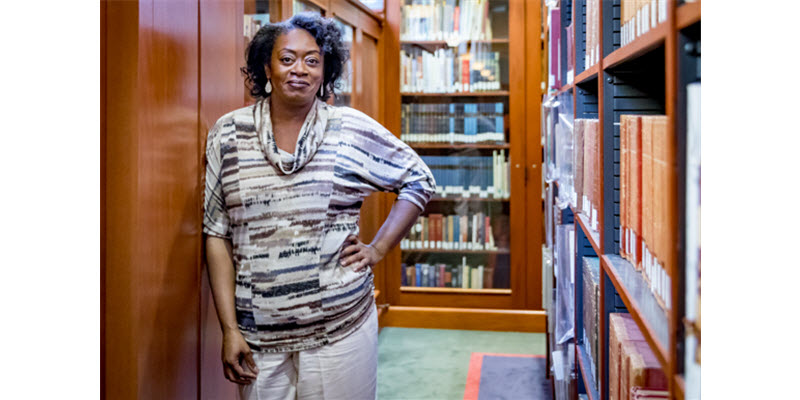 Sacramento Public Library's Career Online High School Graduate Tells All
